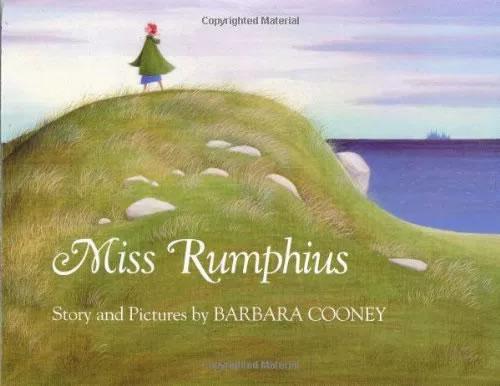 Purchase Miss Rumphius on Amazon